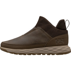 Helly Hansen Cora Shoes Women, cement/coffe bean/sperry gum